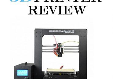 Wanhao Duplicator i3 3D printer-review-3D-printing-industry