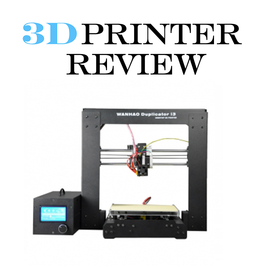 Wanhao Duplicator i3 3D printer-review-3D-printing-industry