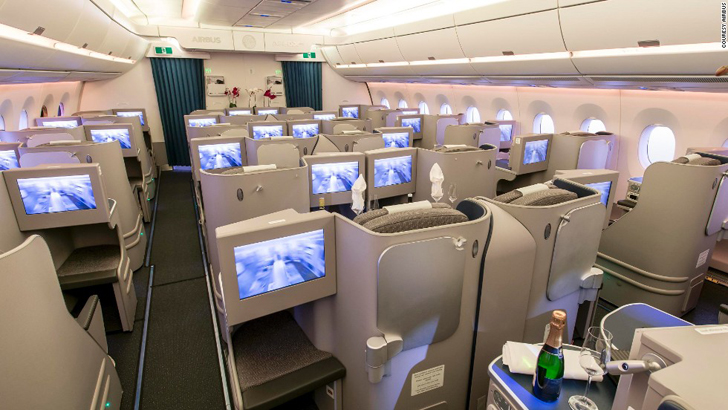 airbus-a350 xwb interior to have 3D printed parts