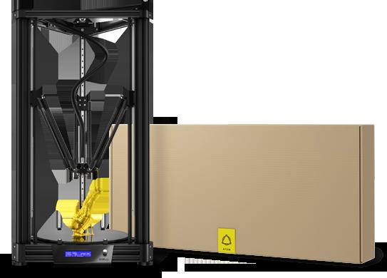 atom 2.0 delta 3D printer