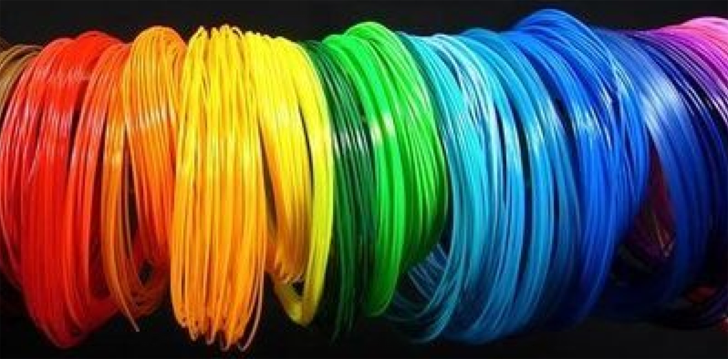 colorilab 3D printing filament color pallete