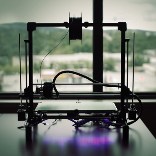 eleven 3D printer from isg3D