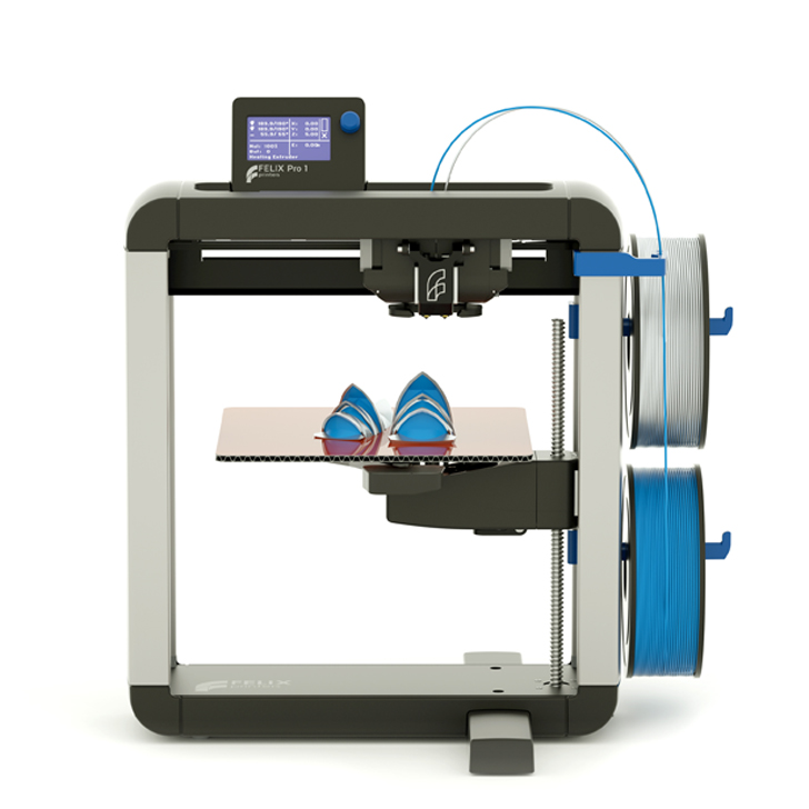feature FELIX Pro 1 3D Printer