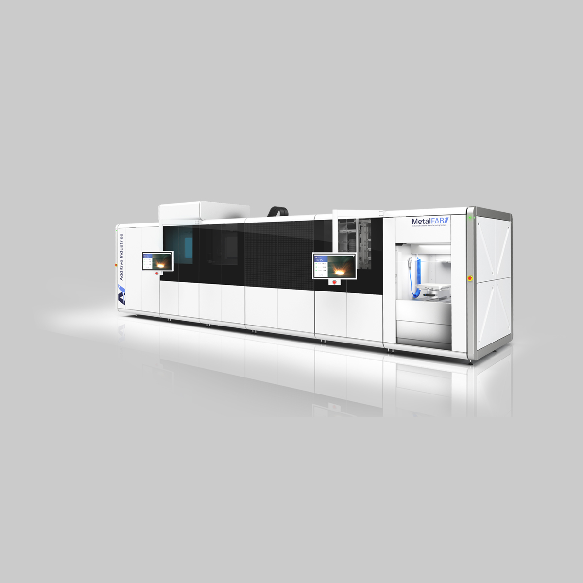 feature metalfab1 metal 3D printer from additive industries