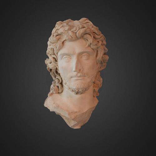 free 3D printable Sauromates II, King of the Kimmerian Bosporus