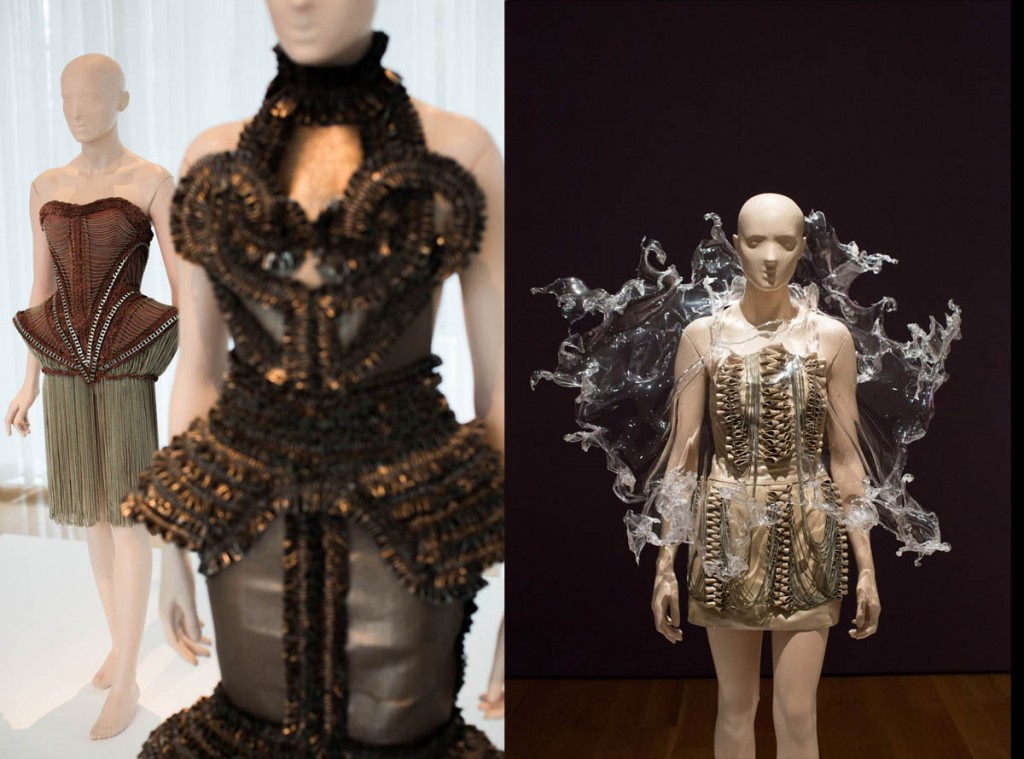 high museum of art atlanta 3D printed iris van herpen exhibit
