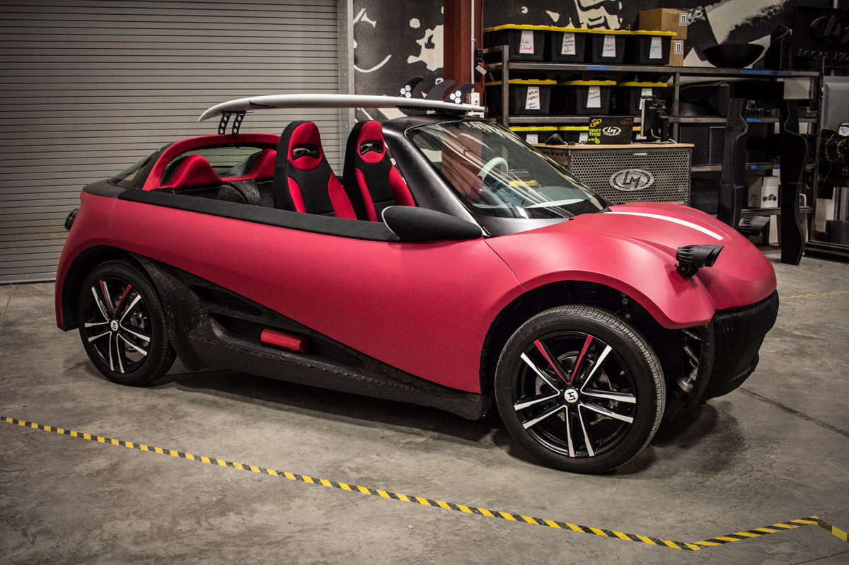 local motors ceo jay rogers on the first 3d printed car line ForLocal Motors 3d Printed Car