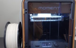 new moment 3D printer