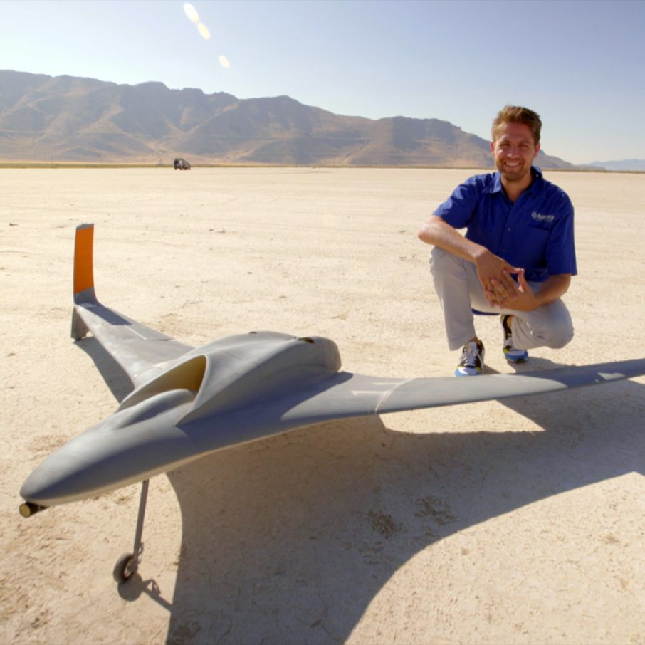 Fully 3D Printed Drone Carries Aurora To New Heights