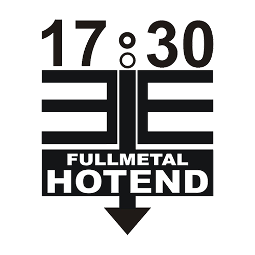 1730 full metal hotend from kai parthy 3D printing