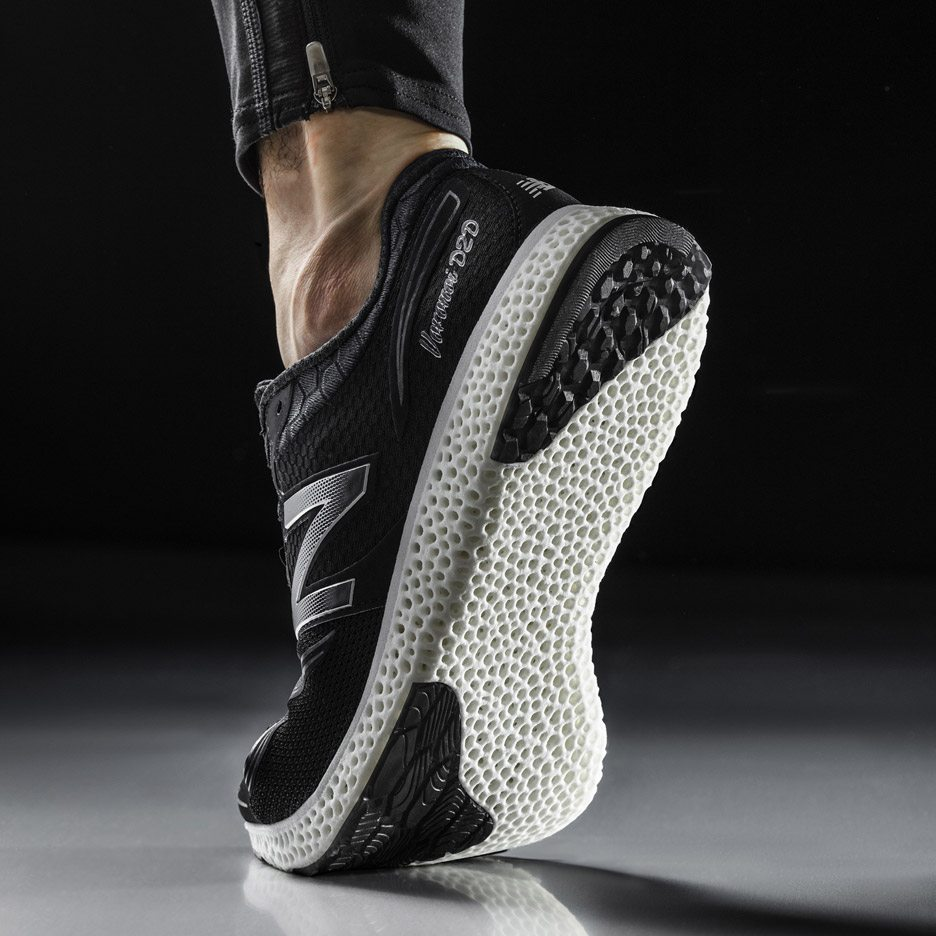 New Balance And Nervous System Collaborate To Make Running