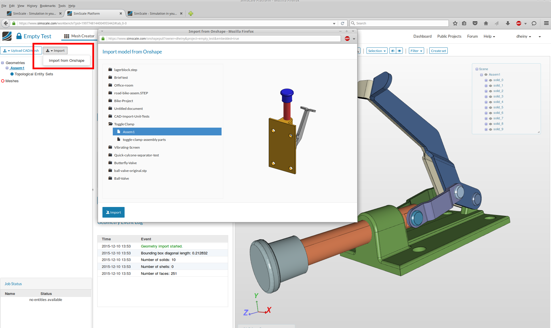 Onshape Cad Software Goes Out Of Beta Adds Materialise