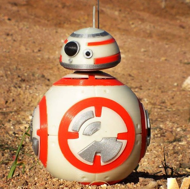 Starwars BB-8 MAO4
