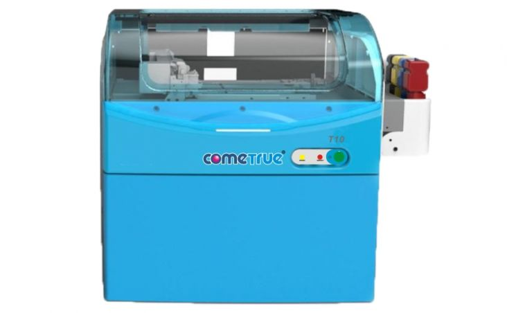 cometrue full color 3D printer from microjet