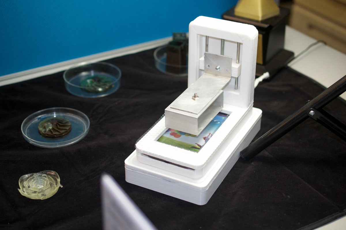taiwan tech phone 3D printer