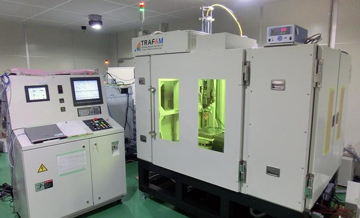 toshiba metal 3D printer