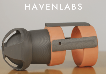 3D printed prosthetic gauntlet from havenlabs feature