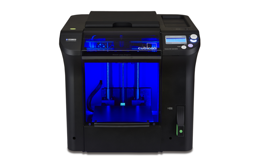 Cubicon Single 3D printer from HyVision 3D printing