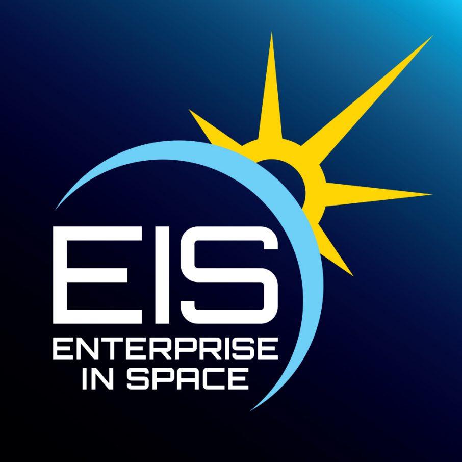 Enterprise In Space Logo