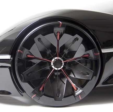 These Are the Ferraris of the Future, 3D Printed by Skorpion