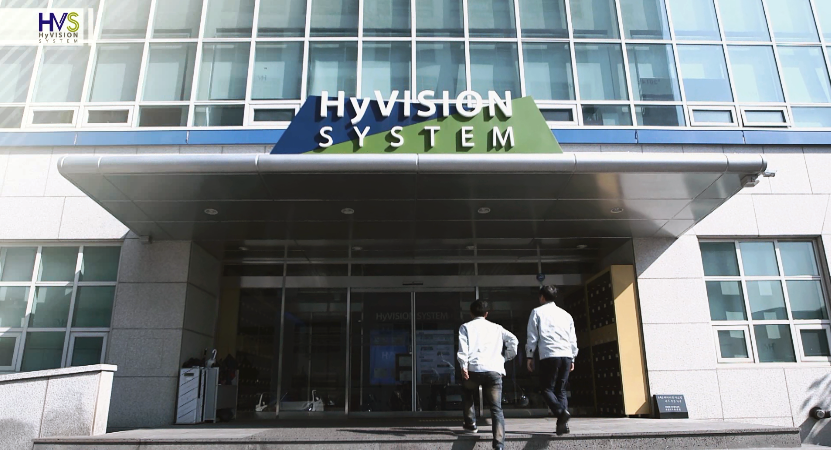 HyVision 3D printing building