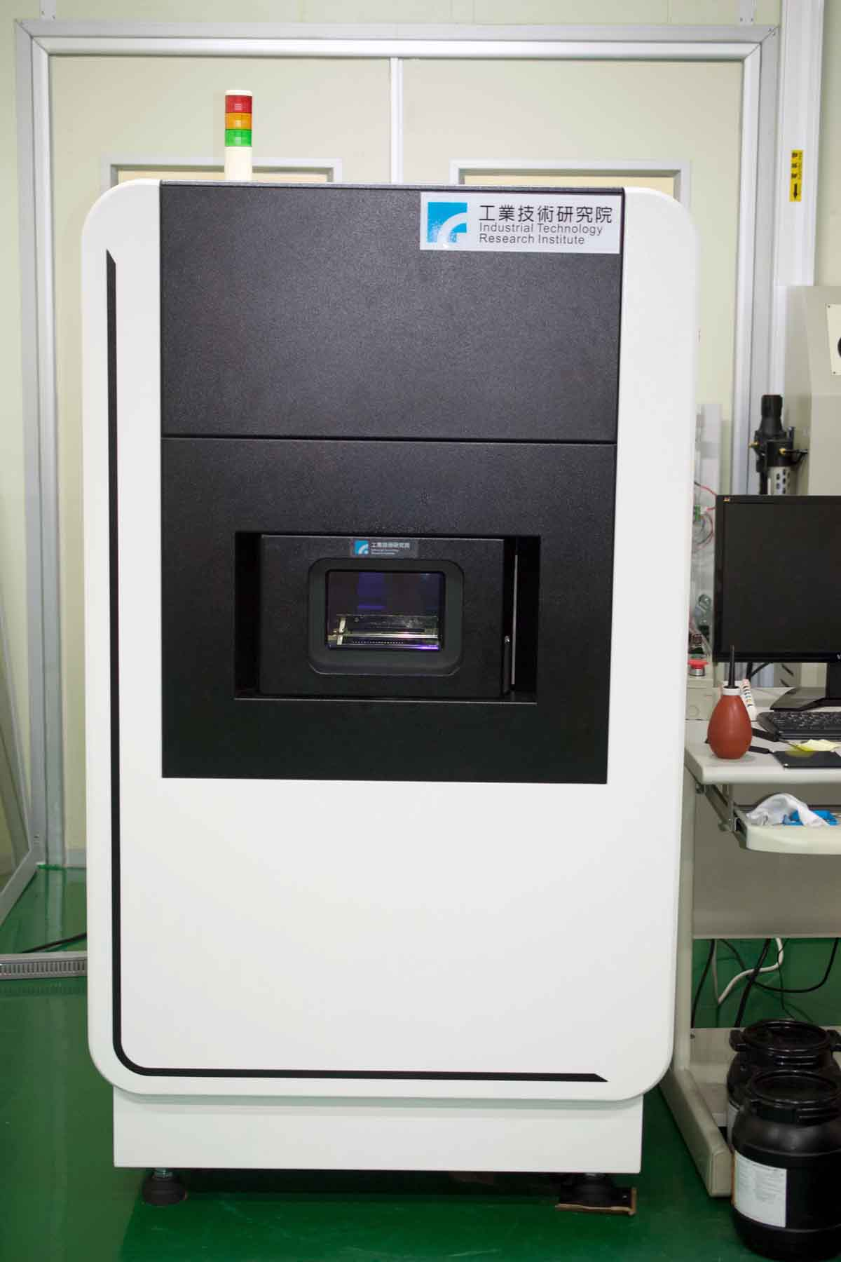 ITRI optical engine metal 3D printer
