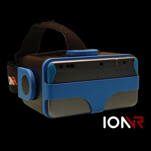 IonVR with Intel RealSense Smartphone Developer Kit