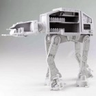 Articulated, 3D Printable AT-AT Details Inner Workings of the Dark Side
