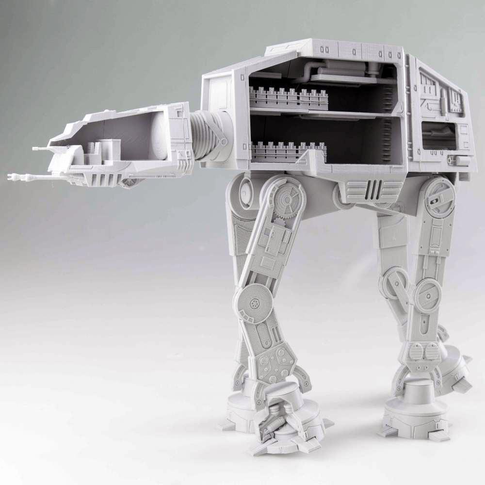 Kirby Downey 3D printable AT-AT