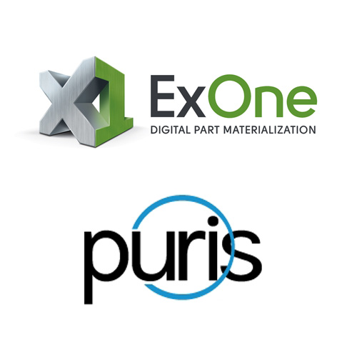 exone and puris 3D print the largest titanium part