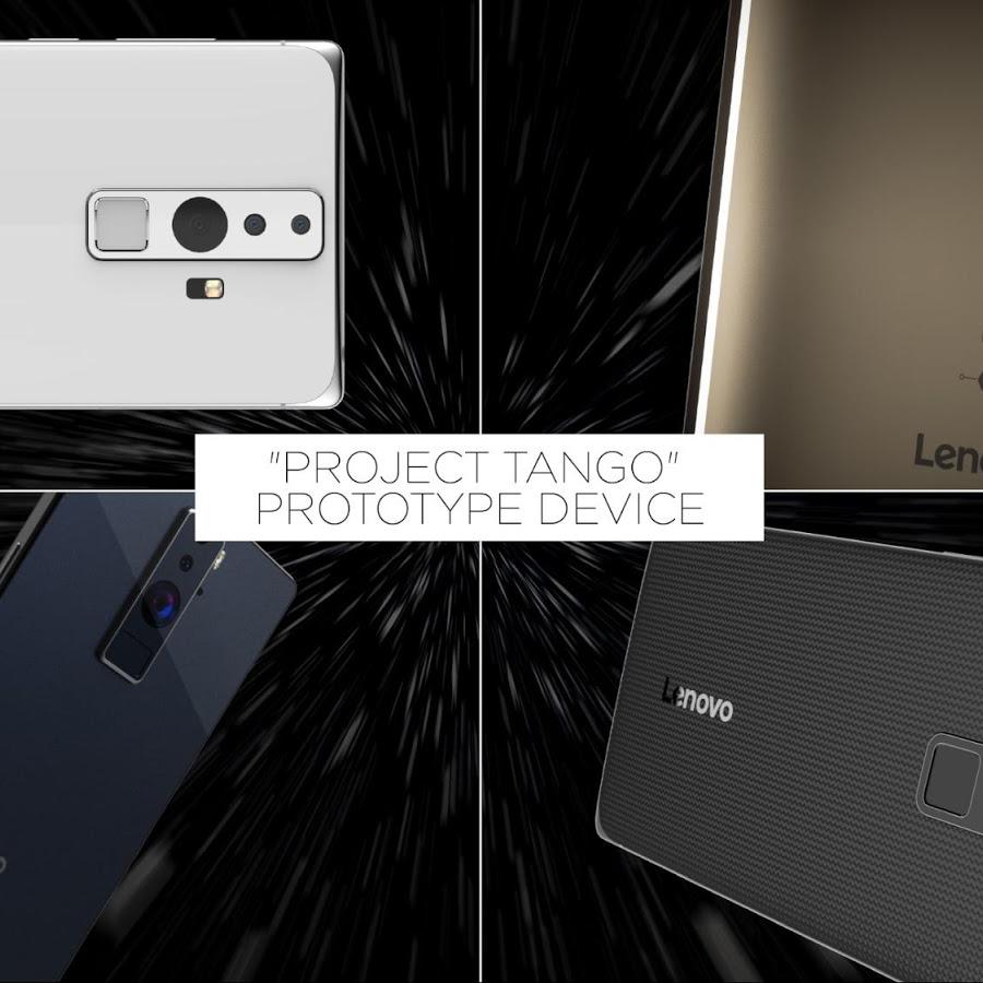 feature project Tango smartphone prototype