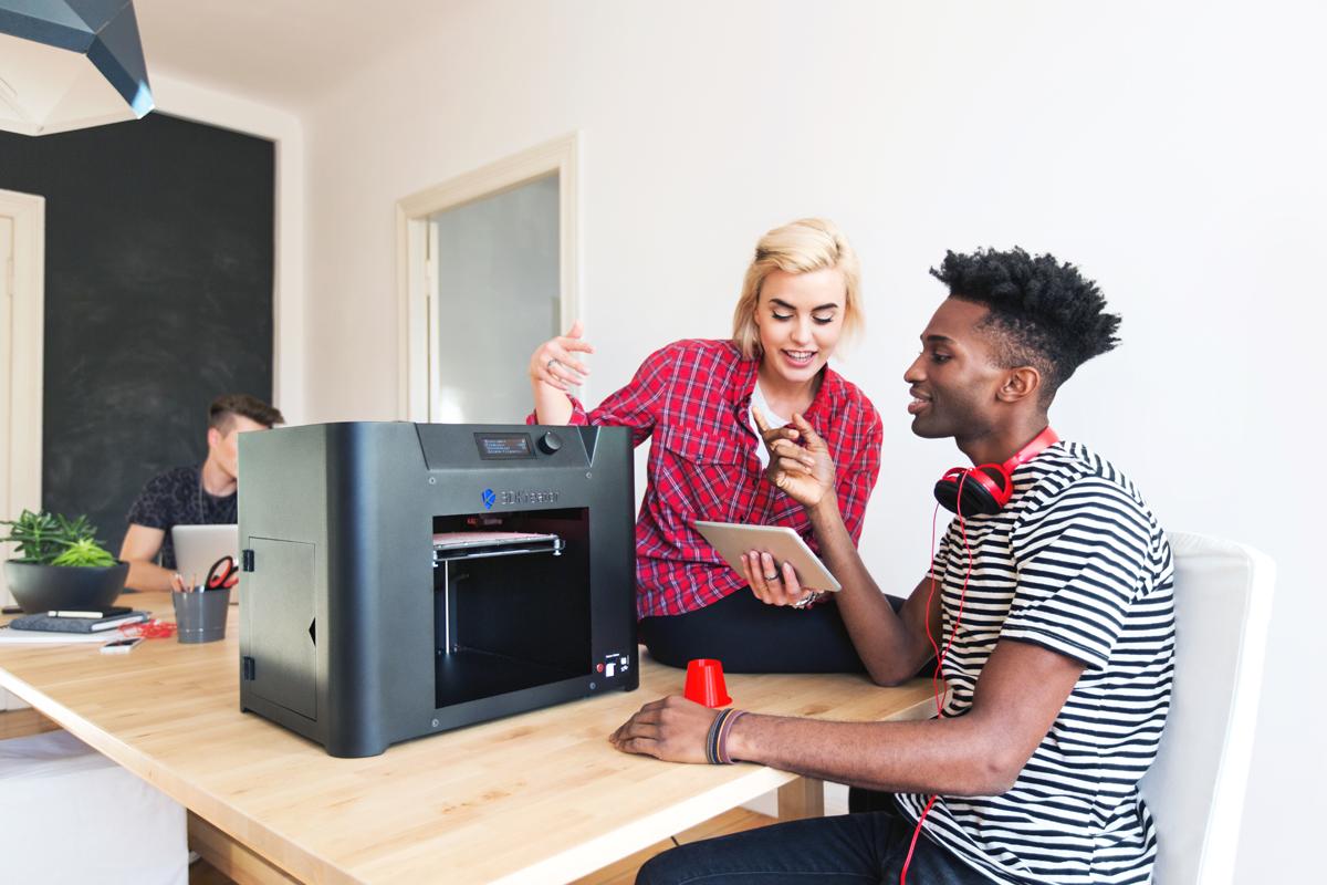 kreator motion 3D printer from 3DKreator