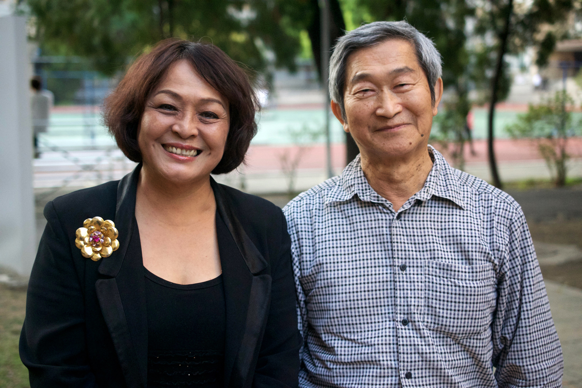 li nan hui and wife 3D printing taiwan