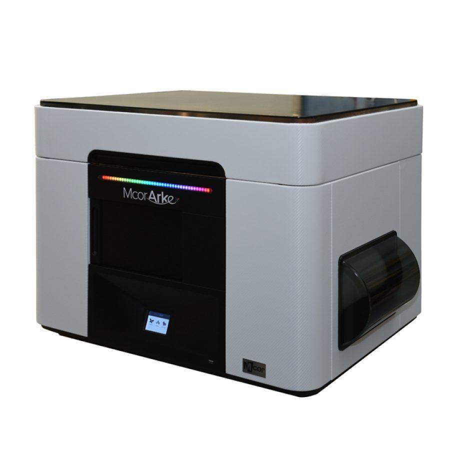 Mcor's New $5,995 ARKe 3D Printer Ushers In Full-Color