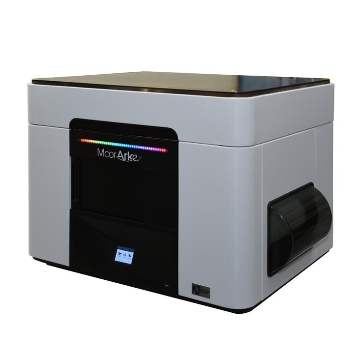 mCor ARKe consumer full-color 3D printer