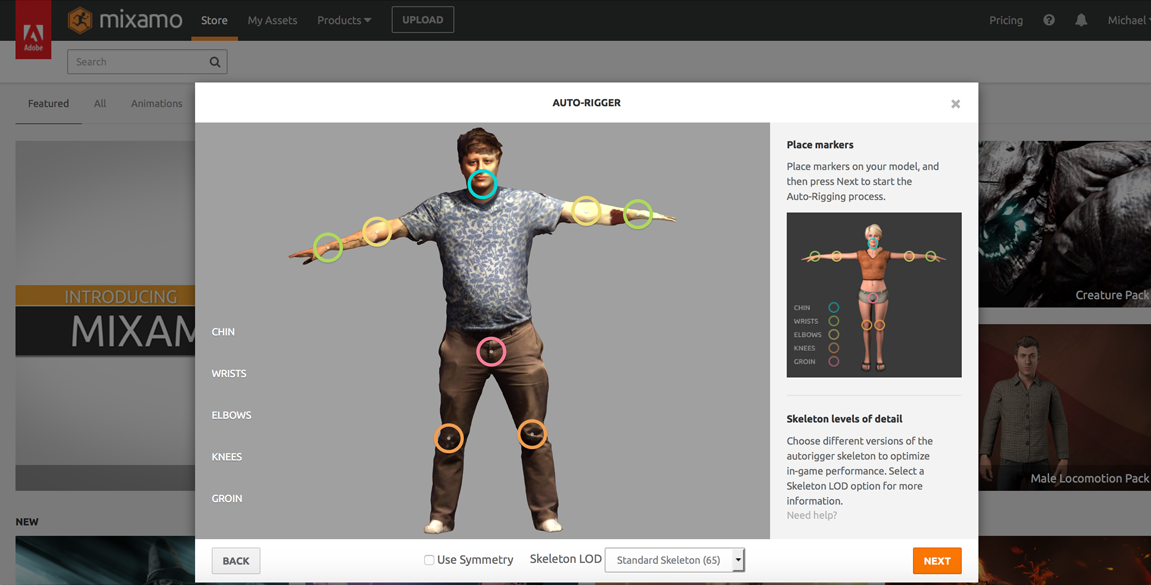 Adobe Fuse Makes 3D Modeling Complex Characters Simple - 3D Printing
