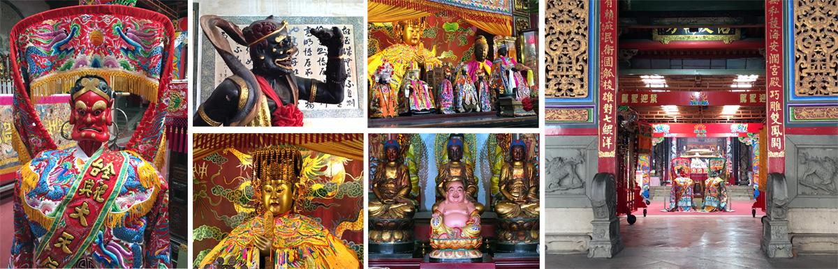 tainan temple