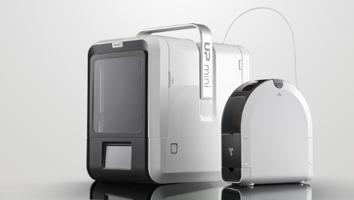 Tiertime UP mini 2 3d printer