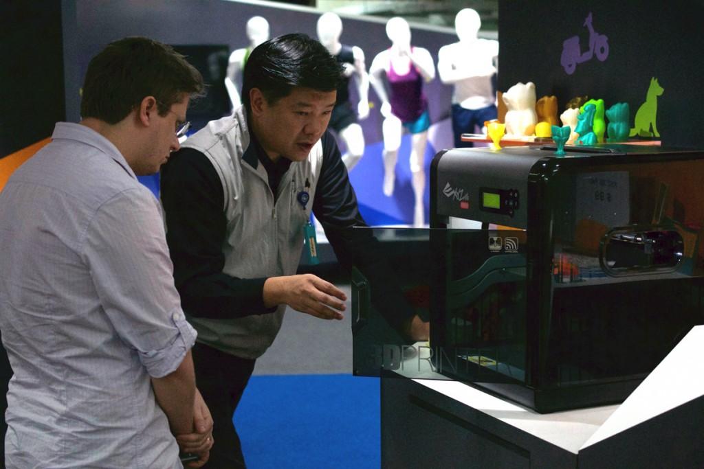 xyzprinting 3D printing 3-1 3D printer