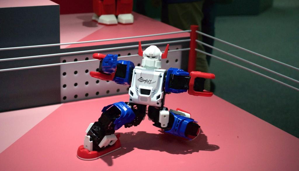 xyzprinting 3D printing robot