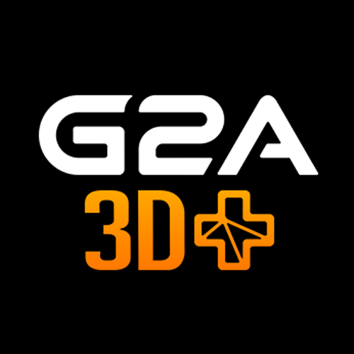 3D Printing and Gaming Merge in G2A 3D+ Project