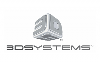 3D Systems 3D printing logo