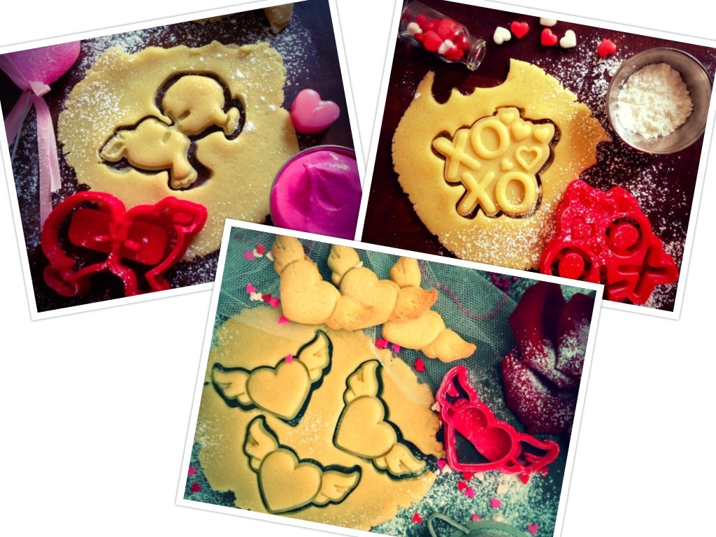 3D printed Valentine's Day Collection Cookie Cutters by OogiMe found on Thingiverse