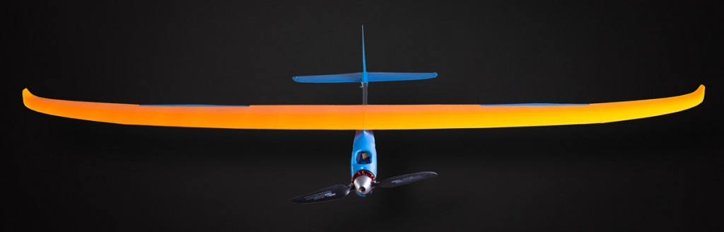 3D printed easymax R:C plane