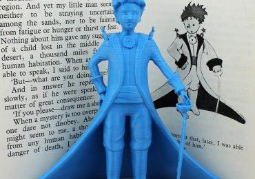 3D printed prince