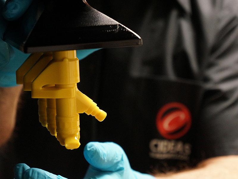 CIDEAS Carbon 3D printing