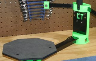 CowTech Ciclop open source 3D printable 3D scanner