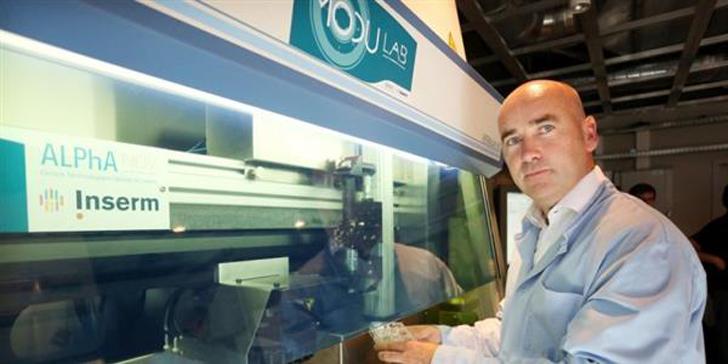 Fabian w Bioimpression 4D BioPrinter from poietis