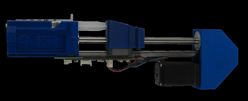 Hyrel Syringe Delivery System (SDS) extruder bioprinting extruder for 3D printing