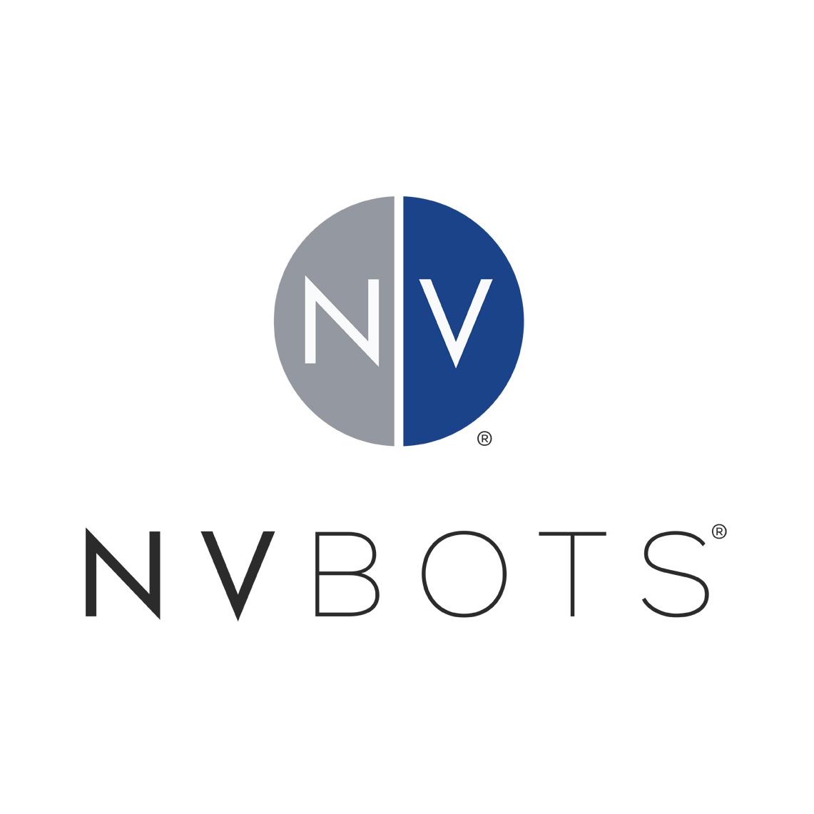 NVBOTS 3D printing logo